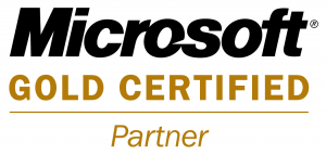 Microsoft goldpartner logo